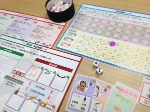 ビジネスサイクルを理解するゲームシンセサイザーの物品
