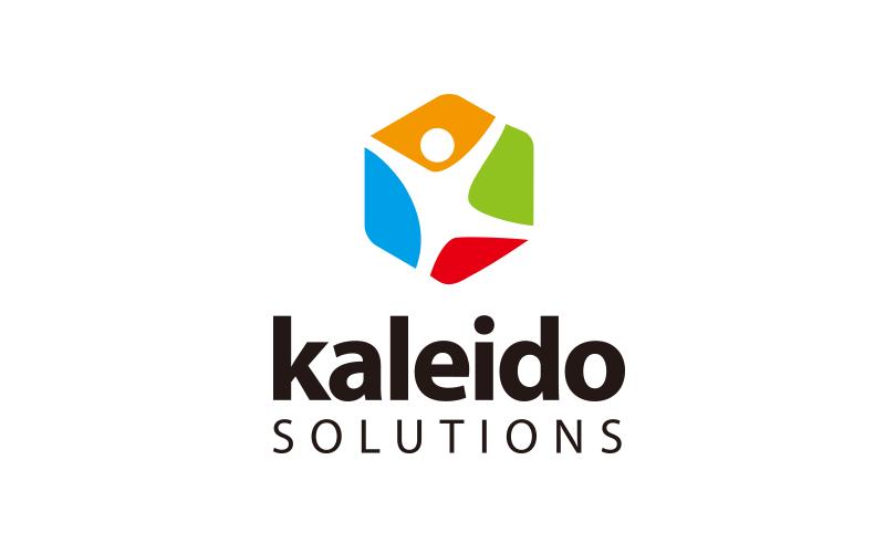 ビジネスゲームを用いた内製化支援サービス カレイドソリューションズのロゴ