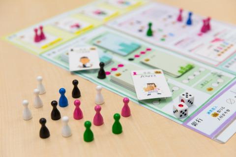 倒産体験ゲーム 「あかんたぶる」