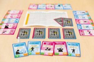 組織市民行動ゲーム「成果の達人」