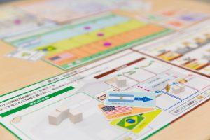 総合ビジネスゲーム「シンセサイザー」